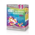GS Extra Strong Multivitamin 50+ 120 tablet Vánoce 2018 AKCE
