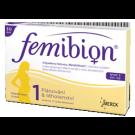 FEMIBION 1 s vit. D3 tbl.30+dárek 7tbl.zdarma