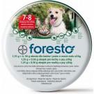 Foresto obojek pro kočky a malé psy do 8kg 38cm + ZDARMA světýlko