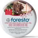 Foresto obojek pro psy nad 8kg 70cm + ZDARMA světýlko