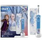 Oral-B Vitality D100 Kids Frozen 2 + cestovní pouzdro