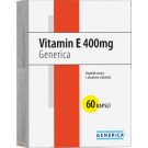 Generica Vitamin E 400 mg cps.60