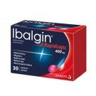 Ibalgin Rapidcaps 400mg 30 tobolek