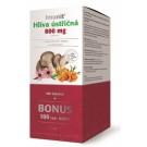 Imunit Hlíva ústřičná 800 mg s rakytníkovým olejem a Echinaceou 100 tob. + 100 tob.