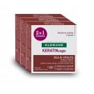 KLORANE Keratinecaps 90 kapslí