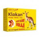 Barnys Klokan 60+15 kapslí Exp.2/2021