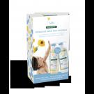 KLORANE BEBE jemný pěnivý gel 500ml + hydratační mléko 500ml