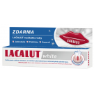 LACALUT white zubní pasta + ZDARMA mačkátko tuby