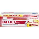 LACALUT Zubní pasta aktiv 75ml + ZDARMA kartáček