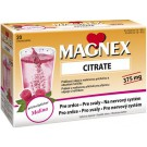 Magnex citrate powder 20x4g