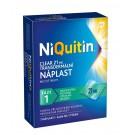 NiQuitin Clear 21mg 1 fáze 7 náplastí