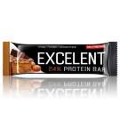 NUTREND Excelent Bar Protein čokoláda+oříšky 85g