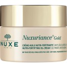 NUXE Nuxuriance Gold Nutri zpevňující olejový krém 50 ml + ZDARMA Nuxuriance GOLD oční krém 15 ml