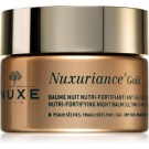 NUXE Nuxuriance Gold Nutri zpevňující noční balzám 50 ml + ZDARMA Nuxuriance GOLD oční krém 15 ml