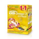 GS Omega 3 CITRUS 180 kapslí Vánoce 2018 AKCE
