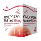 Omeprazol 20 mg 14 kapslí