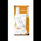 A-DERMA Protect SPF50 sprej 200ml + Protect AH mléko po opalovani 100ml exp2/2020