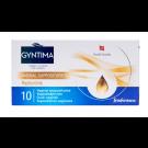 Gyntima vaginální čípky Hyaluronic 10ks