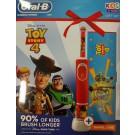 Oral-B Vitality Kids Toy Story + cestovní pouzdro