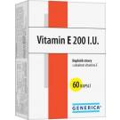 Generica Vitamin E 200mg cps.60