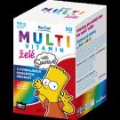 The Simpsons Multivitamin 50 želé