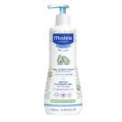 MUSTELA Jemný čisticí tělový a vlasový gel 500 ml