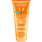 VICHY Ideal Soleil SPF50+ mléčný gel 200ml