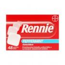 RENNIE 48 Žvýkací tablety