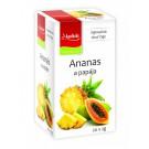 Apotheke Ananas a papája čaj 20x2g