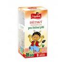 Apotheke Dětský čaj ovocný BIO pro běžné pití 20x2g