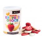 Mixit křupavé ovoce banán-jahoda 80g