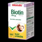 WALMARK Biotin 300 µg 100tbl