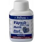 MedPharma Vápník+hořčík+zinek 107 tablet