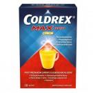 COLDREX MAXGRIP citron Prášek pro roztok 10 sáčků+dárek kapesníčky