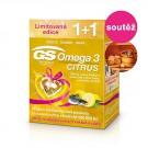 GS Omega 3 Citrus 90+90tbl.Vánoce