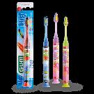 GUM Lisht-Up dětský zubní kartáček se světýlkem