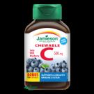 JAMIESON Vitamin C 500mg borůvka cucací 120 tablet