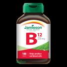 JAMIESON Vitamin B12 kyanokobalamin 250mcg tbl.100