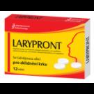 Larypront se šalvějovou silicí tbl.12