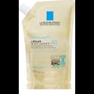 LA ROCHE-POSAY LIPIKAR AP+ Zvláčňující koupelový a sprchový olej 400ml náhradní náplň