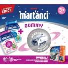 Walmark Marťánci Gummy 100 želatinových tablet + dárek Hexbug Kosmobrouk