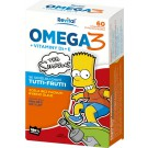 Revital The Simpsons Omega 3 + vitaminy D3 a E 60 kapslí