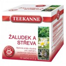 TEEKANNE Žaludek a střeva bylinný čaj 10x2g