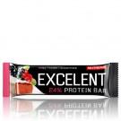 NUTREND Excelent Bar Protein černý rybíz+brusinky 85g