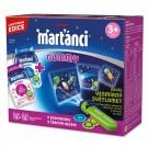 WALMARK Marťánci gummies tablet 50+50 želatinek + DÁREK světlomet